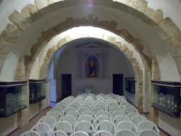 Cripta del Rosario