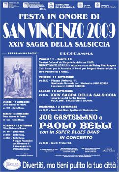 S. VINCENZO 2009