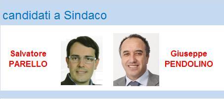 Candidati a Sindaco (foto)