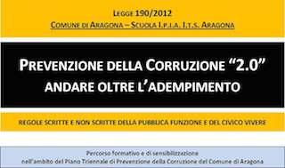Prevenzione della corruzione 2.0