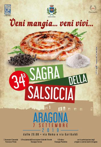 Sagra della Salsiccia e Festa San Vincenzo 2019